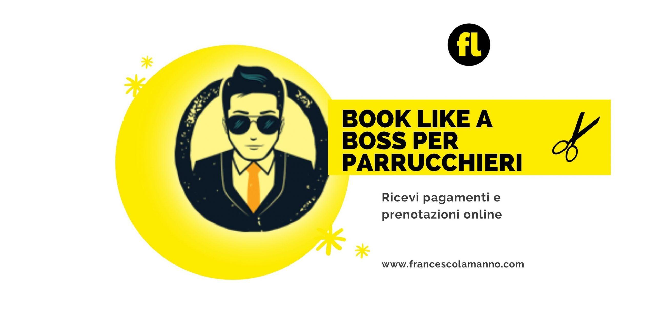 Book like a Boss per parrucchieri